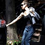 Sarah Jessica Parker leaves her New York home 117666