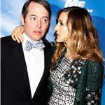 Sarah Jessica Parker and Matthew Broderick take son James Wilkie to the Broadway opening of Catch Me If You Can 83019