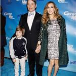 Sarah Jessica Parker and Matthew Broderick take son James Wilkie to the Broadway opening of Catch Me If You Can 83022