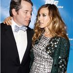 Sarah Jessica Parker and Matthew Broderick take son James Wilkie to the Broadway opening of Catch Me If You Can 83023