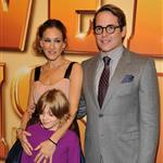 Sarah Jessica Parker and Matthew Broderick at the Tower Heist premiere in New York  97110