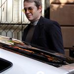 Sarah Jessica Parker and Matthew Broderick as they vote for Barack Obama together as a family  26947