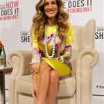 Sarah Jessica Parker in Sydney to promote I Don't Know How She Does It  97438