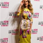 Sarah Jessica Parker in Sydney to promote I Don't Know How She Does It  97439