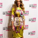 Sarah Jessica Parker in Sydney to promote I Don't Know How She Does It  97440
