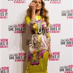 Sarah Jessica Parker in Sydney to promote I Don't Know How She Does It  97441