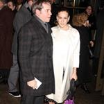 Sarah Jessica Parker and Matthew Broderick at opening of The American Plan on Broadway 31229