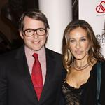 Sarah Jessica Parker and Matthew Broderick attend The Friends In Deed benefit in New York at the American Museum of Natural History 95554