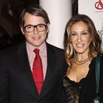 Sarah Jessica Parker and Matthew Broderick attend The Friends In Deed benefit in New York at the American Museum of Natural History 95555