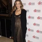 Sarah Jessica Parker attends The Friends In Deed benefit in New York at the American Museum of Natural History 95561
