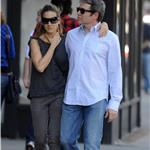 Sarah Jessica Parker and Matthew Broderick stroll through the Village  57288