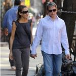 Sarah Jessica Parker and Matthew Broderick stroll through the Village  57289