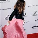 Sarah Jessica Parker at the 2012 amfAR New York Gala at Cipriani Wall Street 105314