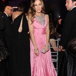 Sarah Jessica Parker at the 2012 amfAR New York Gala at Cipriani Wall Street 105331