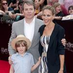 Sarah Jessica Parker and Matthew Broderick bring son James to New York premiere of Harry Potter and the Deathly Hallows Part 2 89857