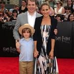 Sarah Jessica Parker and Matthew Broderick bring son James to New York premiere of Harry Potter and the Deathly Hallows Part 2 89858