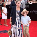 Sarah Jessica Parker and Matthew Broderick bring son James to New York premiere of Harry Potter and the Deathly Hallows Part 2 89860