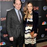 Matthew Broderick and Sarah Jessica Parker attend the NBC Entertainment & Cinema Society with Volvo premiere of Smash  103941