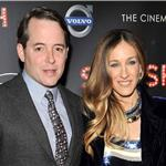 Matthew Broderick and Sarah Jessica Parker attend the NBC Entertainment & Cinema Society with Volvo premiere of Smash  103942