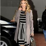 Sarah Jessica Parker arrives at an office building in New York City  93074