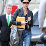 Catherine Zeta Jones running errands in NYC 57394