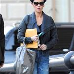 Catherine Zeta Jones running errands in NYC 57396