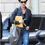 Catherine Zeta Jones running errands in NYC 57397