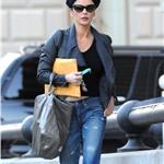 Catherine Zeta Jones running errands in NYC 57398