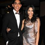 Freida Pinto and Dev Patel at the DGAs  31840