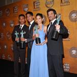Slumdog Millionaire wins big at SAG Awards 31263