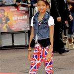 Willow Smith at Karate Kid premiere in London 65294