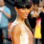 Jada Pinkett Smith at Karate Kid premiere in London 65299