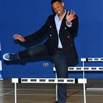 Will Smith attends a Men In Black photocall at the Ethos Sports Centre, Imperial College London, England 115003