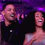 Will Smith Jada Pinkett Smith at Grammy Awards 2011 78952