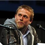 Charlie Hunnam at Sons of Anarchy panel at Comic-Con 90750