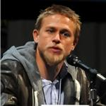 Charlie Hunnam at Sons of Anarchy panel at Comic-Con 90751