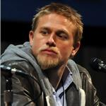 Charlie Hunnam at Sons of Anarchy panel at Comic-Con 90752