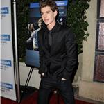 Andrew Garfield at The Social Network DVD launch 76329