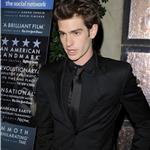 Andrew Garfield at The Social Network DVD launch 76330