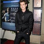 Andrew Garfield at The Social Network DVD launch 76332