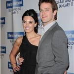 Armie Hammer and Elizabeth Chambers at The Social Network DVD launch 76337