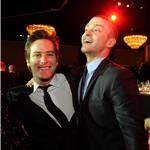 Justin Timberlake and Armie Hammer at Producers' Guild Awards 77400