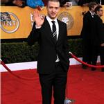Justin Timberlake at the SAG Awards 2011 77864