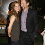 Robert Downey Jr and his wife at The Soloist premiere in LA 37204