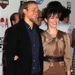 Charlie Hunnam at the Sons Of Anarchy Season 5 premiere 125799