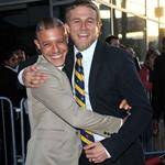 Theo Rossi, Charlie Hunnam at Season 4 premiere of Sons of Anarchy  92999