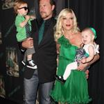 Tori Spelling with her husband Kevin Federline Junior at 2nd book launch 36687