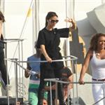 The Spice Girls rehearse for Olympics closing ceremony  122962