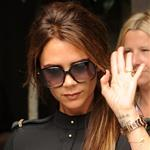 Victoria Beckham at the press launch of Viva Forever at the St Pancras Renaissance Hotel 118595