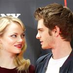 Emma Stone and Andrew Garfield at the Spanish photo call for The Amazing Spider-Man in Madrid 118266
